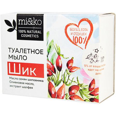 МиКо, Туалетное мыло Шик без эфирных масел, 75г