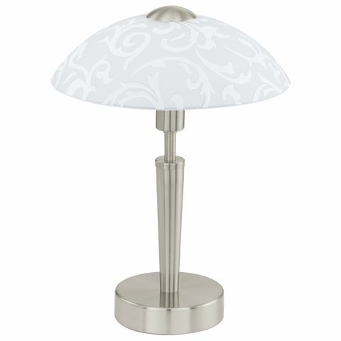 Настольная лампа Eglo SOLO 91238
