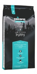 Chicopee HNL Puppy Lamb & Potato корм для щенков с ягненком и картофелем 12 кг