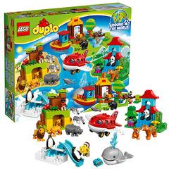 Lego Duplo Вокруг света (10805)