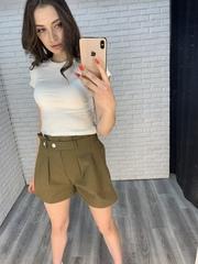 шорты хаки женские оптом