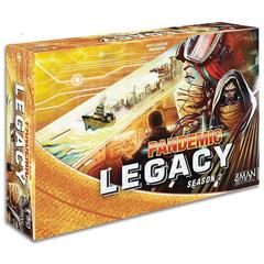Pandemic: Legacy - Season 2 (Yellow Version)