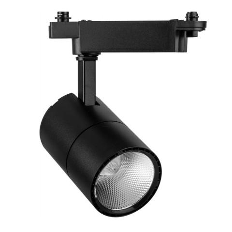 Трековый светодиодный светильник FERON AL103 30W 4000K 35° черный