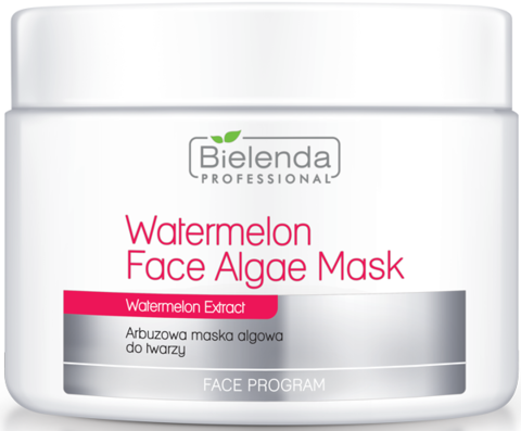 PROFESSIONAL Арбузная альгинатная маска для лица 190 г