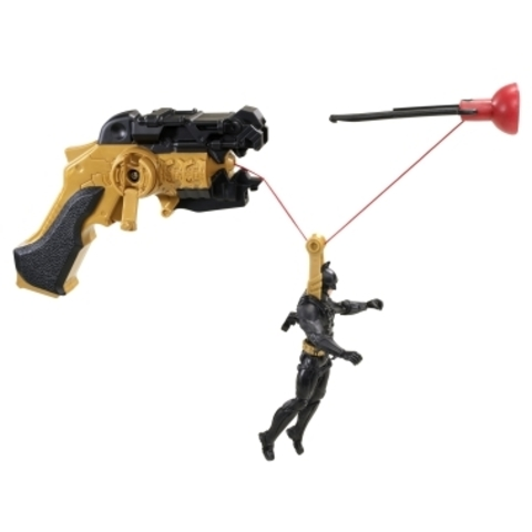 Dark Knight Rises Zipline Blaster Batman