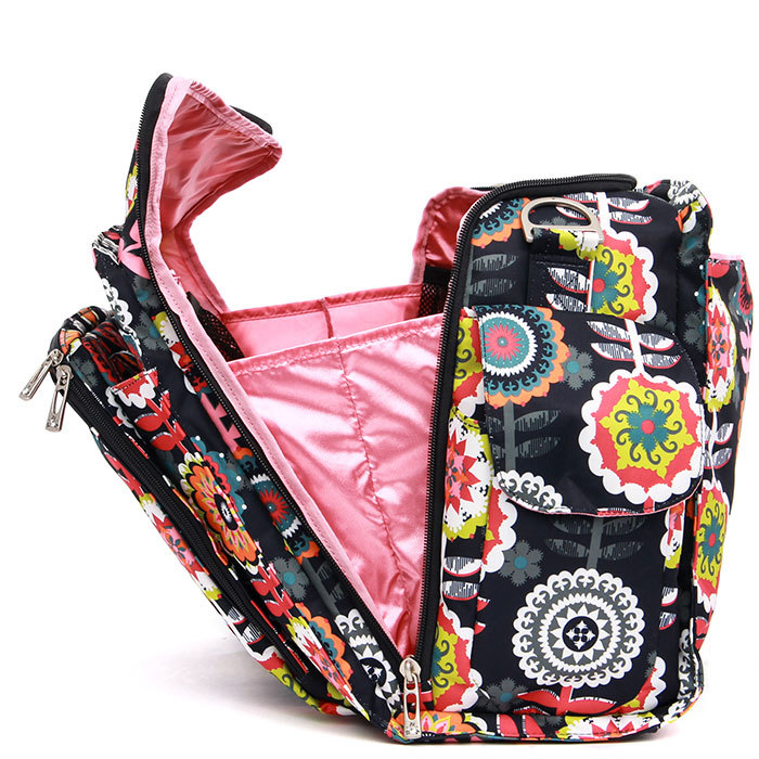 #Дорожная сумка Ju-Ju-Be Be Prepared Dancing Dahlias