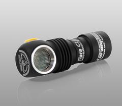 Мультифонарь светодиодный Armytek Tiara C1 Pro Magnet USB+18350, 1050 лм, аккумулятор