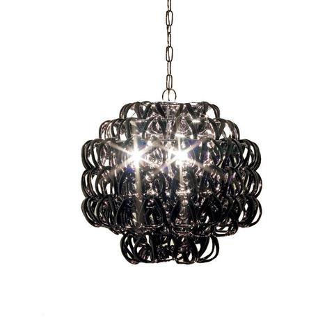 Подвесной светильник Giogali SP 50 by Vistosi (черный)