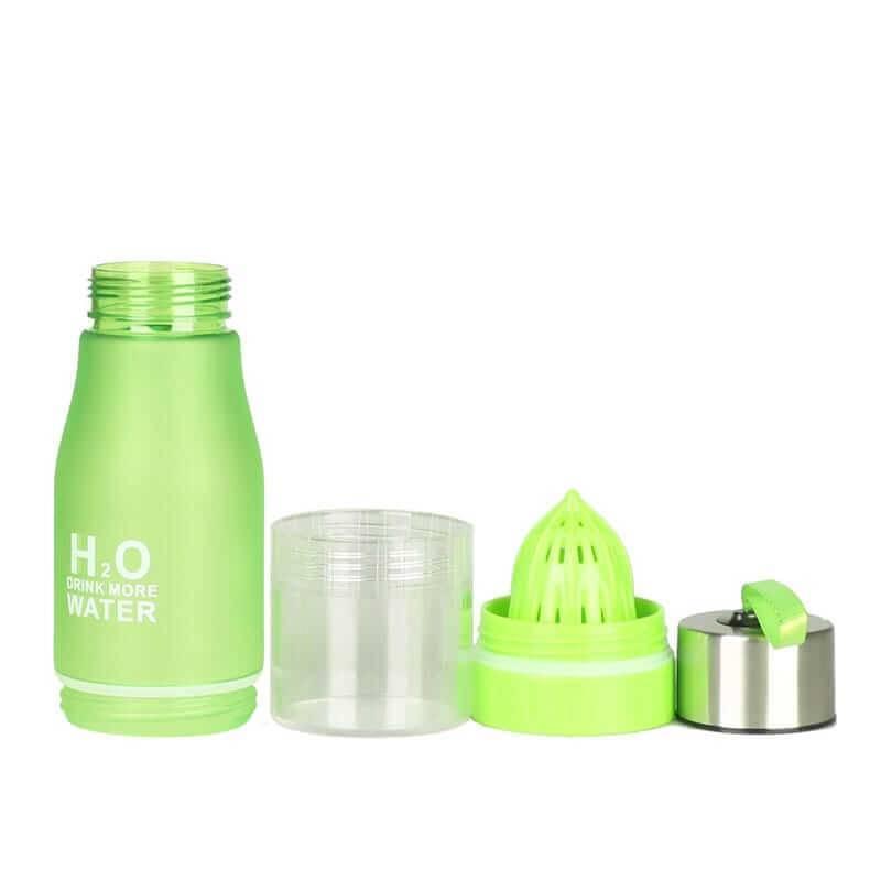 Бутылка H2O Drink More Water