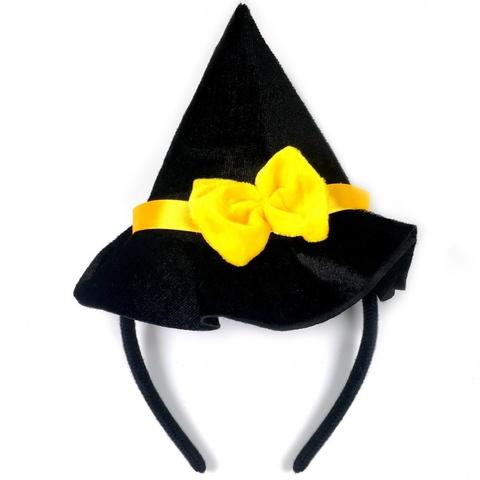 Ободок Шляпка Ведьмы