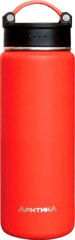 Термос Арктика (0,53 литра) с узким горлом, красный