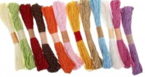 051-3664 Рафия одноцветная