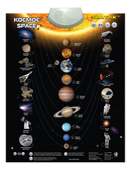 Электронный плакат Космос (Знаток)