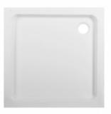 Поддон из литьевого мрамора Эстет Гамма 90x90 квадратный