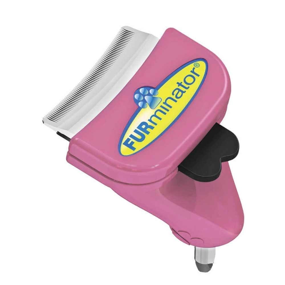 Furminator FURminator FURflex насадка против линьки S, для маленьких кошек tete-etrille-furflex-furminator-chats.jpg