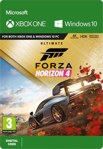 Xbox Store Россия: Forza Horizon 4: Ultimate (цифровой ключ, русская версия)
