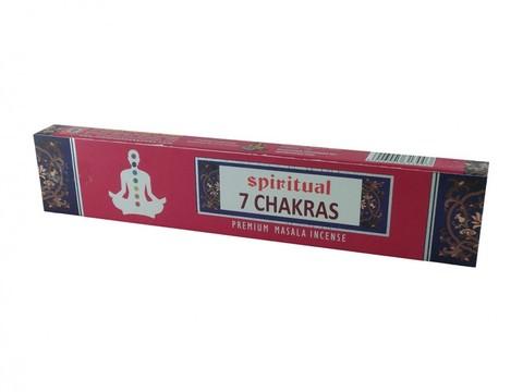 Индийские палочки Spiritual 7 Chakras