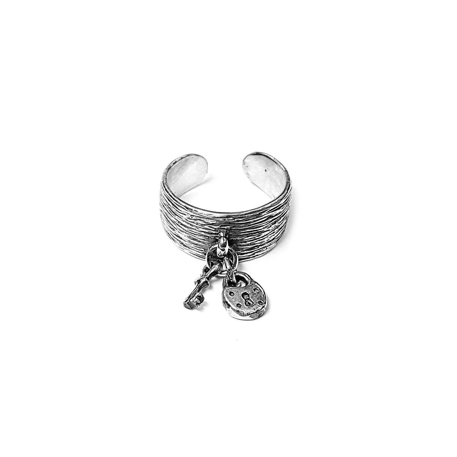 Ring Secret Sterling Silver