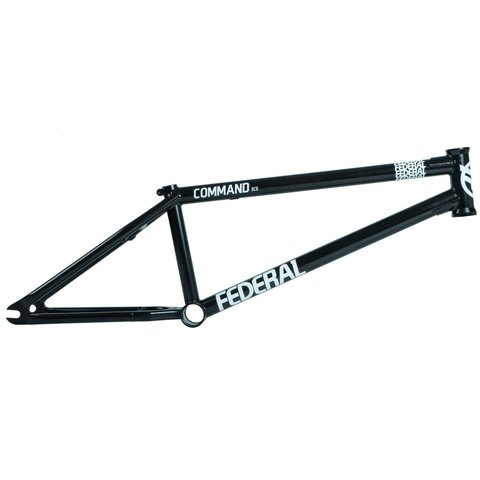 BMX Рама Federal Command ICS Frame ED Black