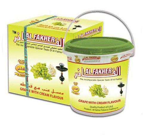 Al Fakher - Виноград с кремом, килограмм