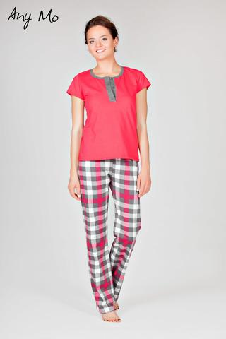 Комплект: футболка и брюки Any Mo 5-1704-1(с)