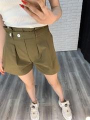 шорты хаки женские nadya