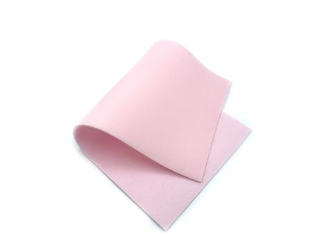 Бельевой поролон  розовый 3 мм