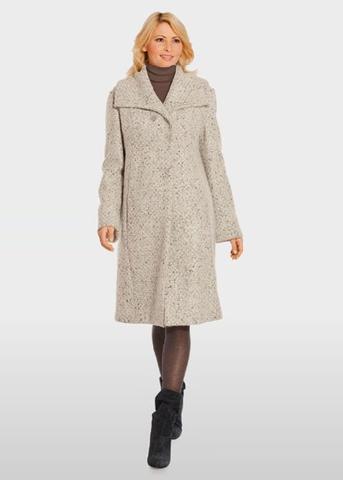 Выкройка Burda (Бурда) 7318 — Пальто для будущей мамы