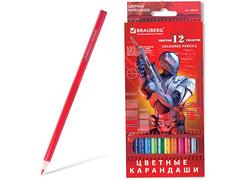 180532 карандаши цветные, заточенные
