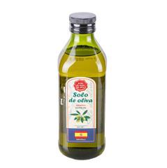 "Масло ""Solo de oliva"" Extra Virgin оливковое 0,25 л"