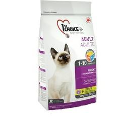 1st Choice Finicky для привередливых кошек с цыпленком