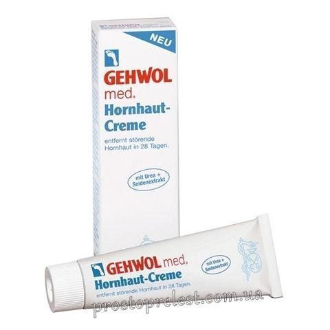 Gehwol Med Hornhaut-Creme - Крем для загрубевшей кожи