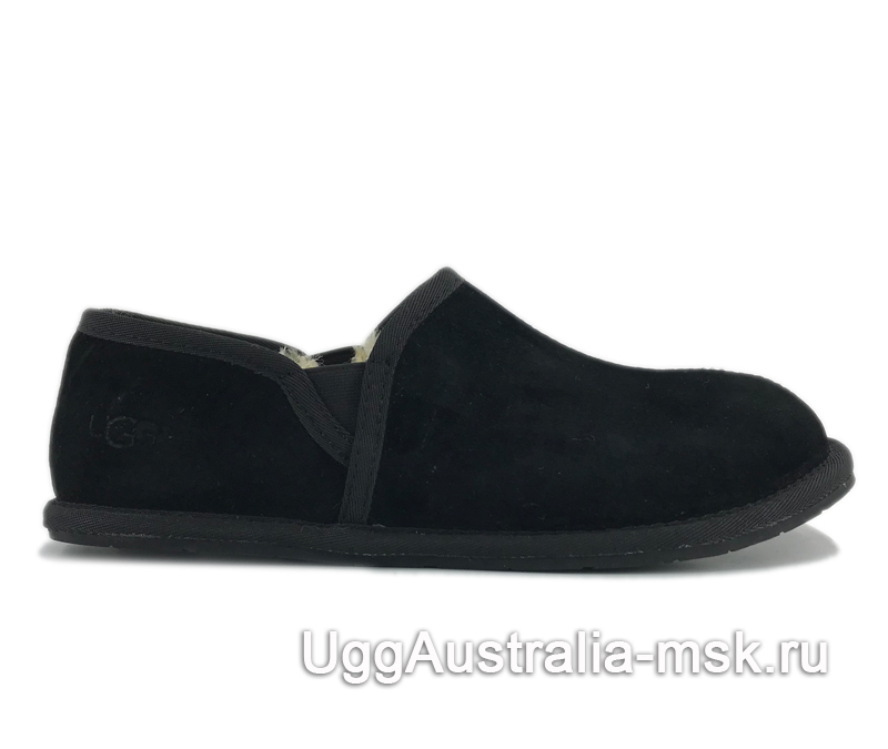 UGG Men's Scuff Romeo II Black