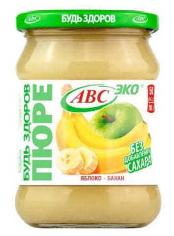 Белорусское фруктовое пюре