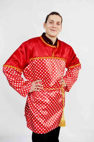 Рубаха карнавальная