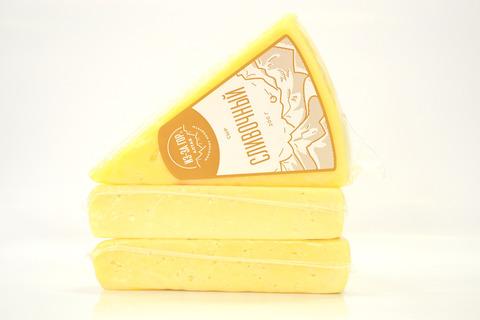 """Сыр """"Из-за Гор Алтая"""" Сливочный  50% 200г"""
