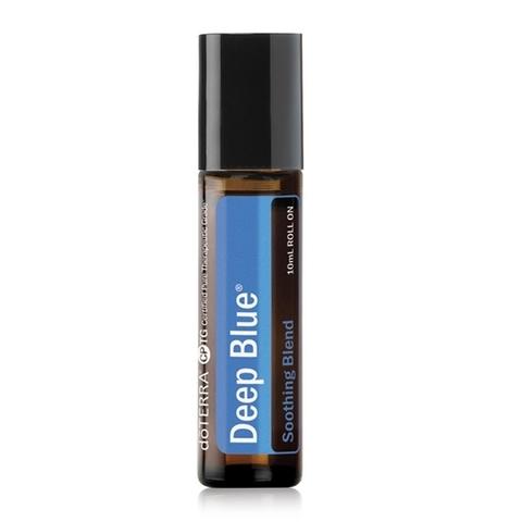 «Глубокая синева», смесь эфирных масел, роллер, 10 мл / DEEP BLUE Roll On