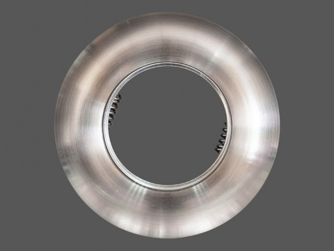 Встраиваемый светильник LDY-LD2017-SN GU5.3 Матовый никель (1шт)