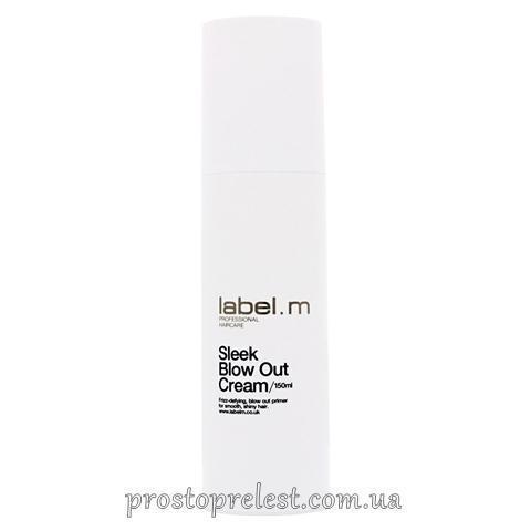 Label.M Sleek Blow Out Cream - Глянцевый крем