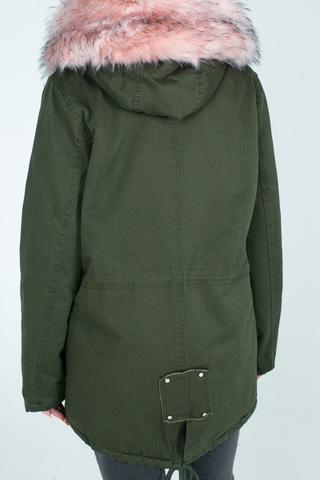 джинсовая куртка парка женская интернет-магазин