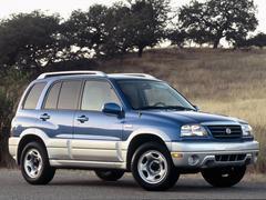 Чехлы на Suzuki Grand Vitara 1997–2005 г.в.