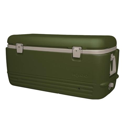 Изотермический контейнер (термобокс) Igloo Sportsman 100 (95 л.), зеленый