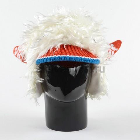 Картинка шапка с ушами Eisbar power horn 126