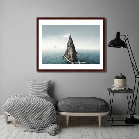 Джон Таунер - Sharp rocks off the coast of Australia