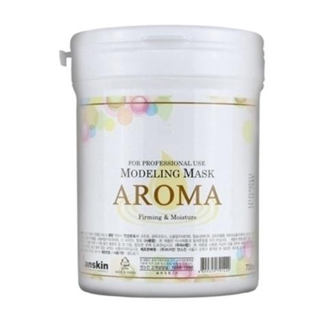 Маска альгинатная антивозрастная питательная (банка) Anskin Original 700мл Aroma Modeling Mask