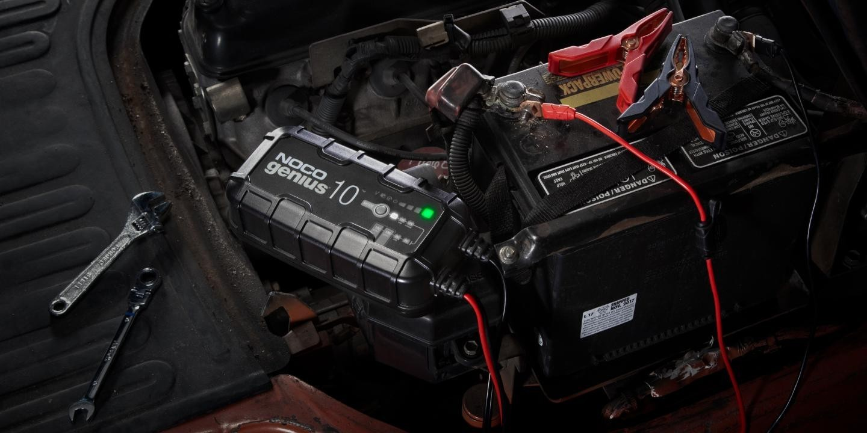 Зарядное устройство NOCO Genius10
