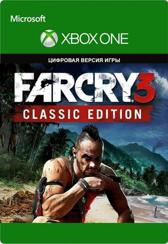 Xbox Store Россия: Xbox One Far Cry 3: Classic Edition (цифровой ключ, русская версия)