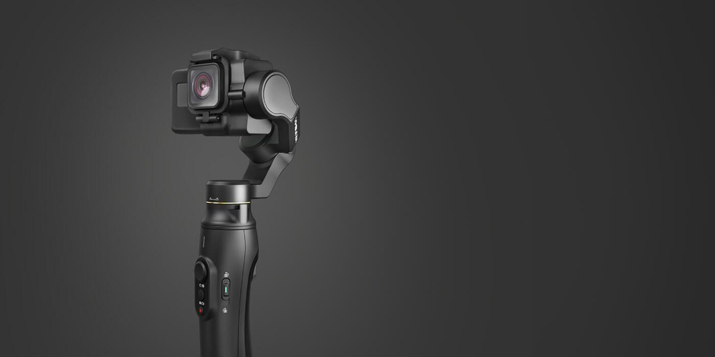 Стабилизатор трехосевой Feiyu Vimble 2A + камера GoPro