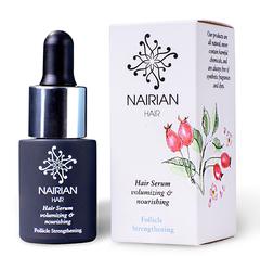 """Сыворотка для волос """"Укрепление и объем"""", Nairian"""