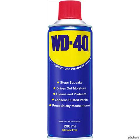 Универсальное средство WD-40 (ВД-40)